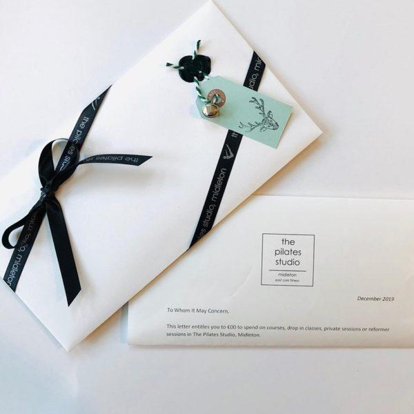 Presentation Gift Voucher