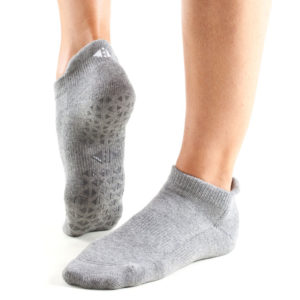 Pilates Socks Tavi Noir Grey