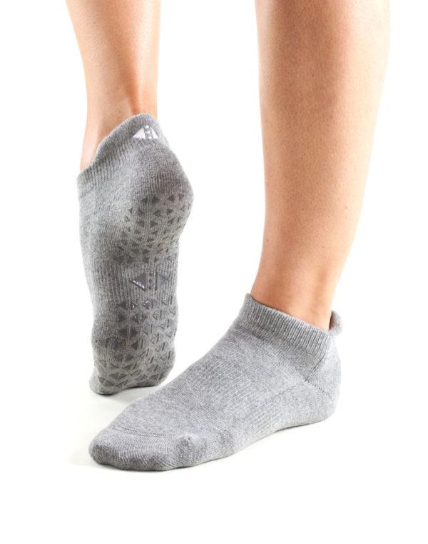 Pilates Socks Tavi Noir Grey