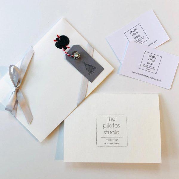 Class Pass Gift Voucher